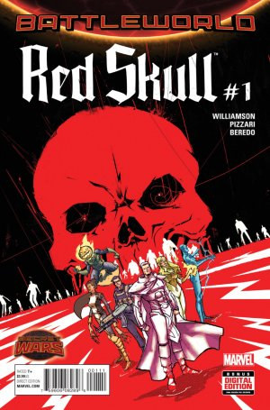 Red Skull # 1 Issues (2015)