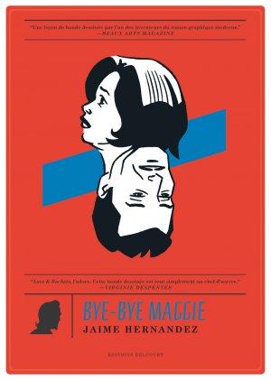 Bye-Bye Maggie édition TPB hardcover (cartonnée)