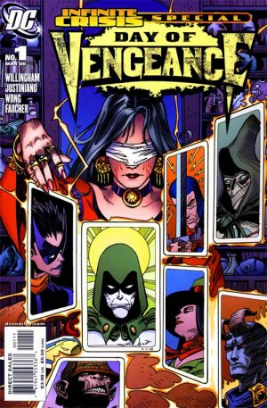 Day of Vengeance édition Issues - Infinite Crisis Special