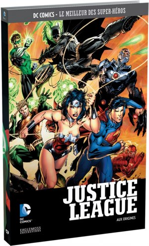 Justice League # 4 TPB Hardcover (cartonnée)