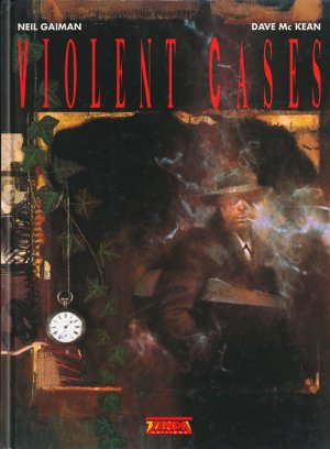 Violent Cases édition TPB hardcover (cartonnée) (1992)