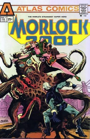 Morlock 2001 édition Issues