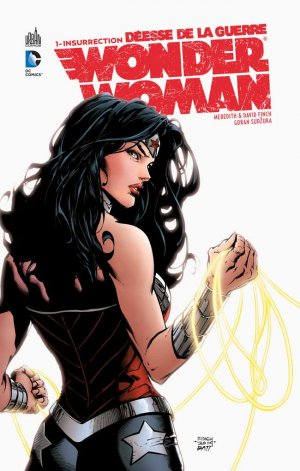 Wonder Woman - Déesse de la Guerre T.1