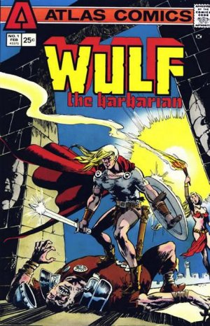 Wulf the Barbarian édition Issues
