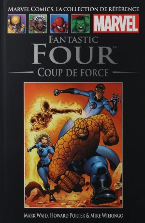 Marvel Comics, la Collection de Référence 33