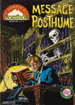 Le Manoir des Fantômes édition Kiosque (1981 - 1983)