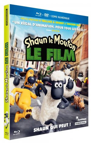 Shaun le mouton édition Simple