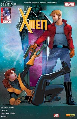 X-Men 28 - LE VORTEX NOIR 3 (sur 7)