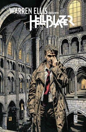 Warren Ellis présente Hellblazer édition TPB hardcover (cartonnée)