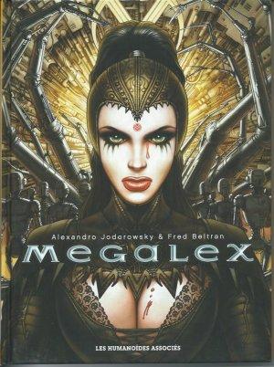 Megalex édition Intégrale 40ème anniversaire