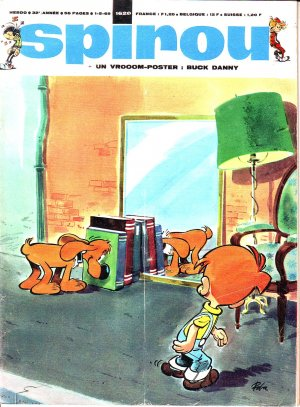 Le journal de Spirou # 1620