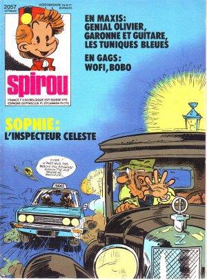 Album Spirou (recueil) # 2057