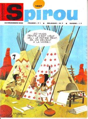 Le journal de Spirou # 1497