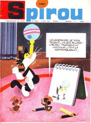 Le journal de Spirou # 1464