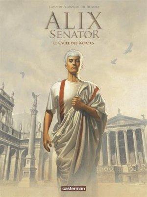 Alix senator édition Intégrale (Noir et blanc)