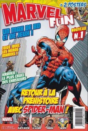Marvel Fun édition Kiosque