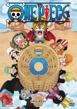 One Piece édition Saison 13 - Dressrosa