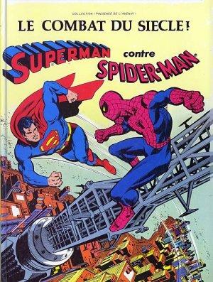 Superman contre... édition TPB hardcover (cartonnée)