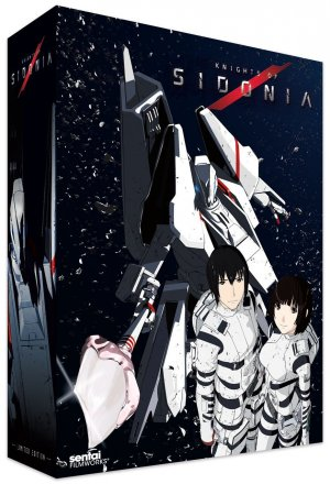 Knights of Sidonia édition Collector