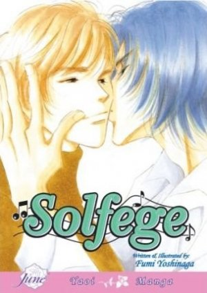 Solfège Manga