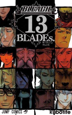 couverture, jaquette Bleach 13 BLADEs   (Shueisha)