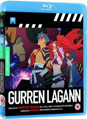 Gurren Lagann édition Blu-ray