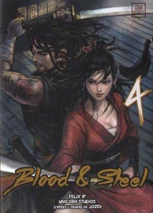 Blood & Steel T.4