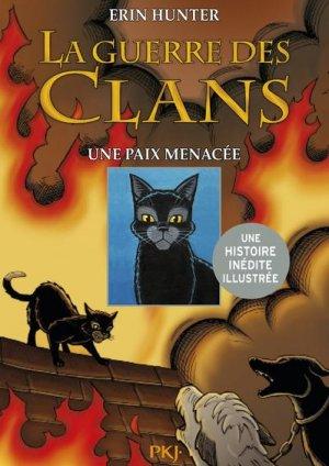 La guerre des Clans : Le destin de Nuage de Jais