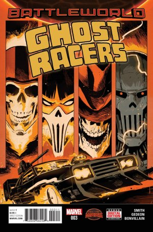 Ghost Racers # 3 Issues V1 (2015)