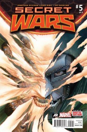 Secret Wars # 5 Issues V1 (2015 - 2016)