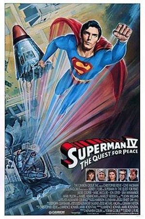 Superman IV édition Simple