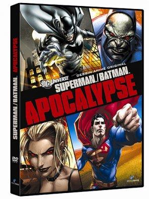 Superman/Batman : Apocalypse édition Simple