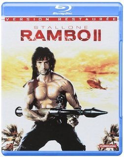 Rambo II : la mission édition Simple