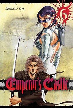 couverture, jaquette Emperor's Castle 6  (Editeur KR inconnu (Manga))