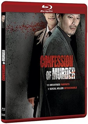 Confessions of Murder édition Simple
