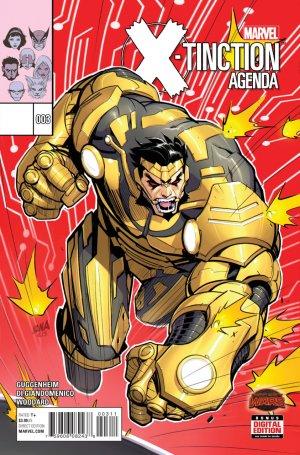 X-men - X-tinction programmée # 3 Issues (2015)