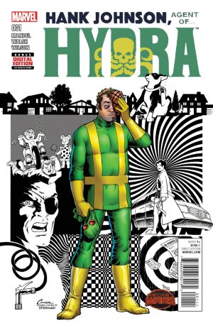 Hank Johnson, Agent of Hydra édition Issues V1 (2015)