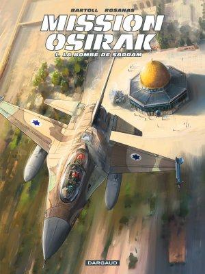 Mission Osirak édition simple