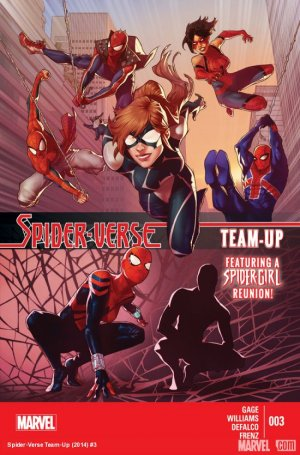 Spider-Verse Team-Up # 3 Issues V1 (2014 - 2015)