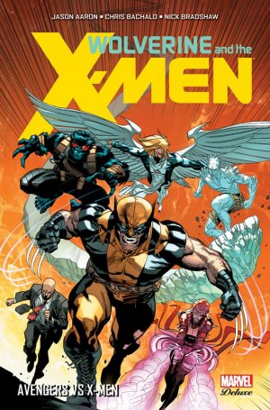 Wolverine And The X-Men # 2 TPB HC - Marvel Deluxe (2015 - En Cours)