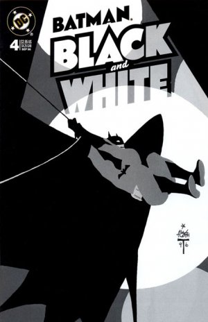 Batman - Black and White # 4