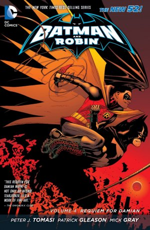 Batman & Robin # 4 TPB softcover (souple) - Issues V2