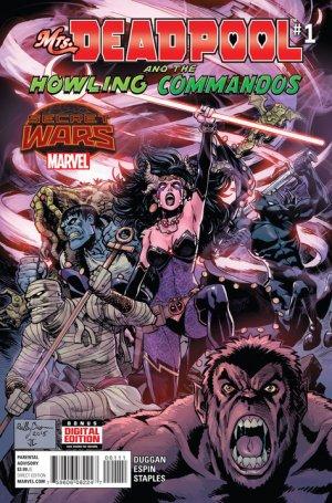 Mme Deadpool et Les Howling Commandos édition Issues (2015)