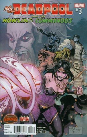 Mme Deadpool et Les Howling Commandos # 3 Issues (2015)