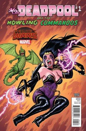 Mme Deadpool et Les Howling Commandos # 1 Issues (2015)