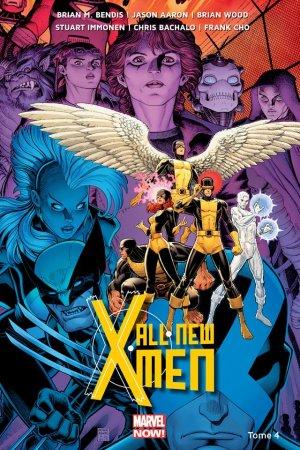 Uncanny X-Men # 4 TPB Hardcover - Marvel Now! V1 (2014 - 2017)