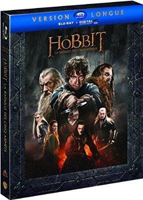 Le Hobbit : la Bataille des Cinq Armées édition Version longue