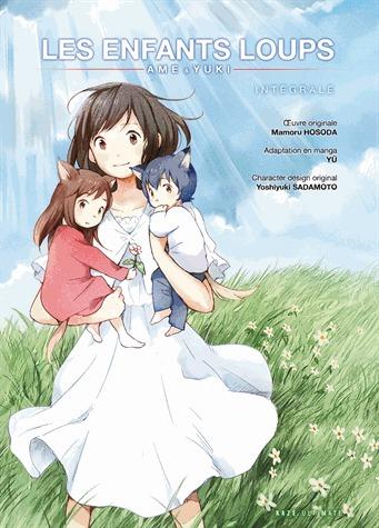 Les enfants loups - Ame & Yuki édition Intégrale