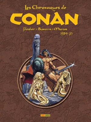 Les Chroniques de Conan # 1984.1