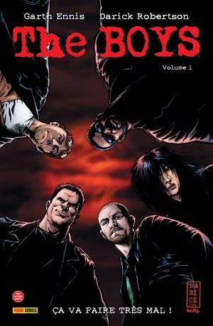 The Boys édition TPB Softcover - Fusion Comics Select (2015 - 2017)